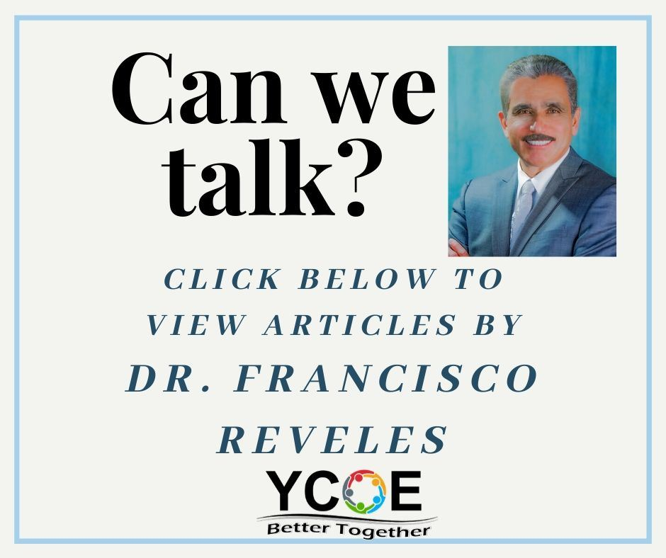 Click here for articles by Dr. Francisco Reveles